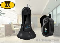 New Touch Button Wireless Video Intercom Security