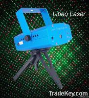 Mini Projector Holographic Laser Star Stage DJ Lighting Club Disco Par