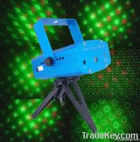 Mini laser stage light for Christmas, party, disco club