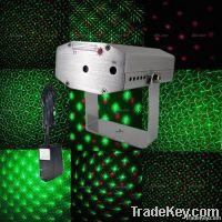Multi patterns DJ disco club Mini laser stage light