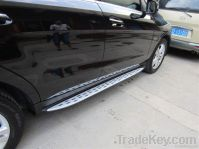 Replacement for BMW ML350 W166 2012-2013 side steps
