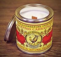 Natural candle, scented handmade candle by VINTAGE CANDELLA
