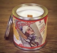 Handmade candles, soy candles for decoration by VINTAGE CANDELLA