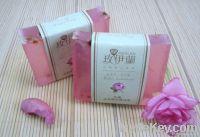 Rose Nourishing Whiten Soap