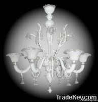 Murano chandelier art.100