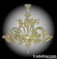 Murano chandelier art.011