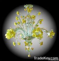 Murano chandelier art.008