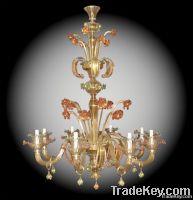 Murano chandelier art.009