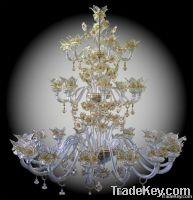 Murano chandelier art.020