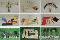 Outdoor Child Croquet Game set/Mallet toy