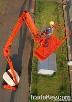 Articulated Boom Work Lift