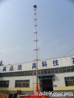 Telescopic Ladder Work Platform