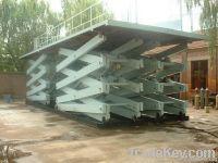 Fixed Heavy Scissor Lift Platform