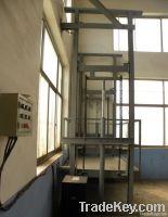 Guide Rails Lift Table(Chain Lift)