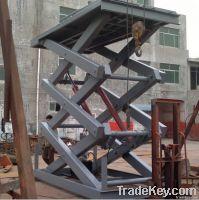 Stationary Scissor Lift Table of 5T &6.65m