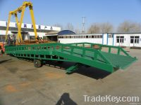 Hydraulic Mobile Container Loading Ramp
