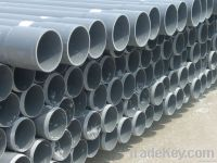 Chinese PVC Water Pipes For Water Supply