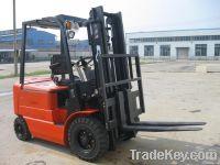 1500kg Battery Powered Forklift Truck