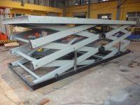 Electric Hydraulic Stationary Scissor Lift Platform