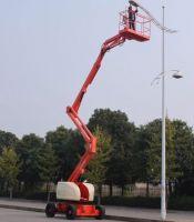 Self-propelled Articulated Boom Work Lift Platform