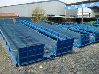 Manual Type Hydraulic Mobile Loading Leveler