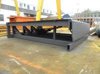 10T Hydraulic Stationary Dock Ramp