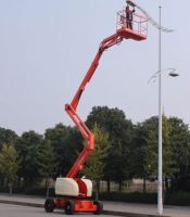 15m Self-propelled Articulated Boom Work Lift
