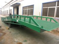 12 Tons Hydraulic Mobile Loading Ramps