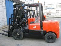 4000kg Diesel Powered Forklift Truck