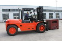 10000kg Diesel Powered Forklift Truck From China