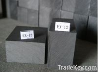 High purity high density graphite material