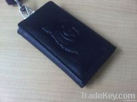 Genuine Leather Keychain 3