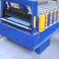 Trapezoidal Profile Curving Roof Forming Machine