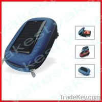 Solar camera bag charger for emergency
