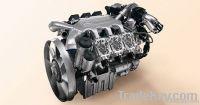 Mercedes benz engine