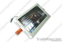 10.1'' motion sensor lcd advertising monitor, shopping carts advertisi