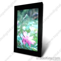 32 inch magic mirror lcd digital display sensor advertisements mirror