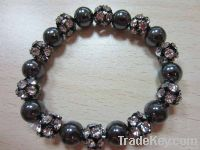 Magnetic Hemitate Beads Bracelet & Strong Magnetic Beads