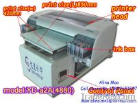 large format glass ABS UV Flatbed Digital Printer