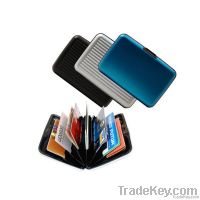 As Seen On TV Aluma Wallet, Aluminum Wallet, Credit Card Holder