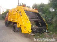 Garbage Compactor/Hopper