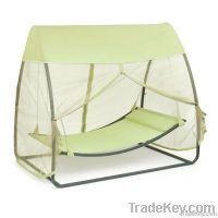 single seat patio swing hammock (QF-630831)
