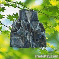 Camo Hunting Vest