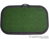 golf turf mat