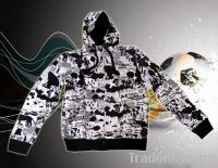 2012 Customized hoody sweatshirt/fleece hoodies