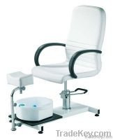 RJ-8302-comfortable white wash foot chairs