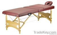RJ-6607 wooden folding massage bed