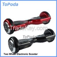 2016 hot item two wheels self balancing scooter