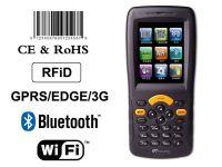 1900 handheld PDA with GPRS, GPS, 1D/2D scanner