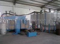 Semi-automatic sponge foaming machine, Polyurethane sponge foaming mach